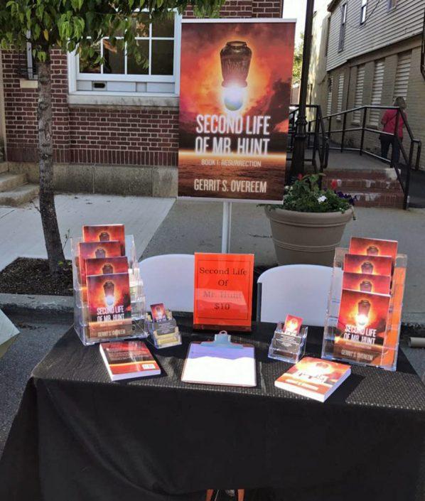 Goshen NY Noah Webster Night June 2017