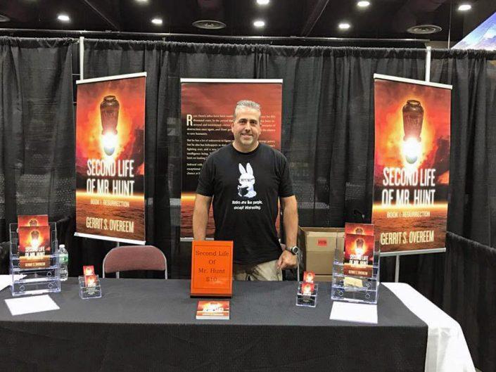 Ultimate Comic Con and Trade Show 2017